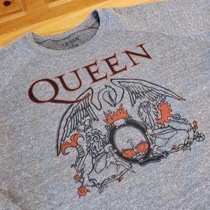 Lucky Brand Queen Rock Band Sweatshirt, Large